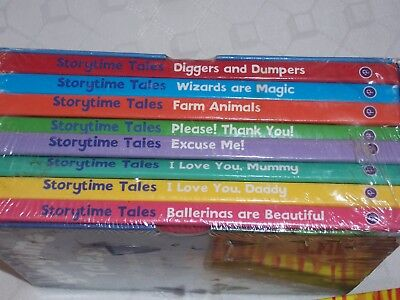 STORYTIME TALES Collection in box**NEW**