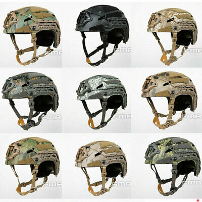 FMA Tactical Airsoft Caiman Ballistic Helmet Gear Adjustment B Type Multicolor