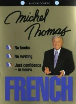 French complete course learn with Michel Thomas (8 hours on 8 audio CD's)