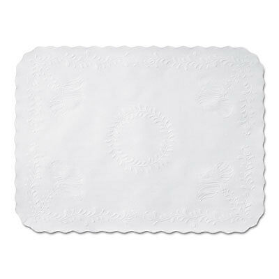 Hoffmaster Tray,Mat,Paper,14x19,Wh TC8704472