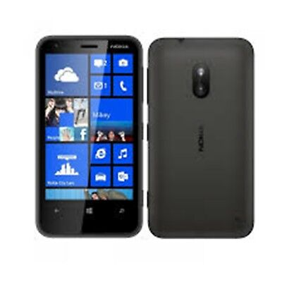 Movil Nokia Lumia 620 8GB 512MB Single SIM Libre Negro | B