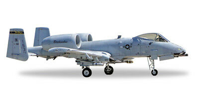 USAF Indiana ANG Fairchild A-10C Thunderbolt II, 163rd FS 1/200 Herpa
