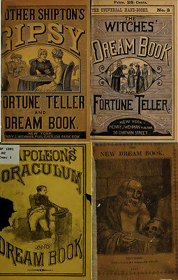 100 Rare Books On Fortune Telling, Palmistry, Dreams, Astrology, Psychic On Dvd