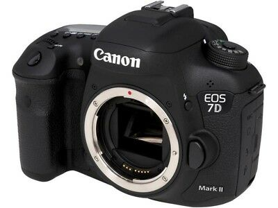 READ Canon EOS 7D Mark II Digital SLR Camera (Body Only)