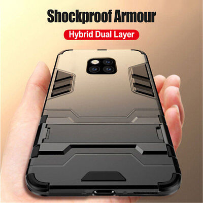 For Huawei Mate 20 Pro Armor Case Hybrid Heavy duty Shockproof Rugged Back Cover
