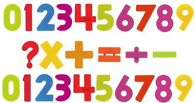 Kids Childrens Magnetic Numbers Learning Set Toy Fridge Magnets (26 Pc)