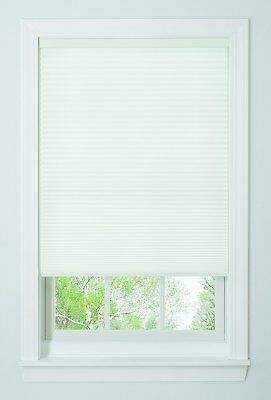 Bali Blinds Cordless Room Darkening Cellular Shade 32 14x 36 New
