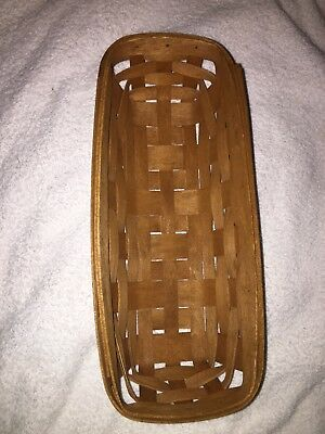 1993 Longaberger Bread Basket