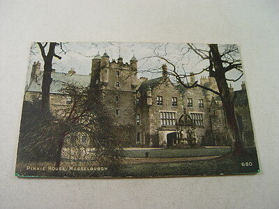 TOP10481 - Postcard - Pinkie House, Musselburgh 1905
