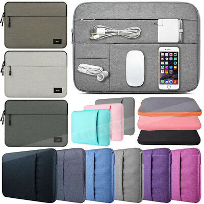 Laptop Sleeve Case Carry Bag Cover For MacBook Air 13 Inch 2018 Release A1932