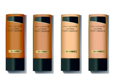 Max Factor Foundation Lasting Performance - CHOOSE YOUR SHADE