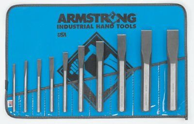 Armstrong 10pc. USA Made Chisel Set 70-563
