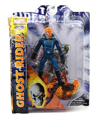 Diamond Toys - Marvel Select - Ghost Rider Special Collector Action Figure