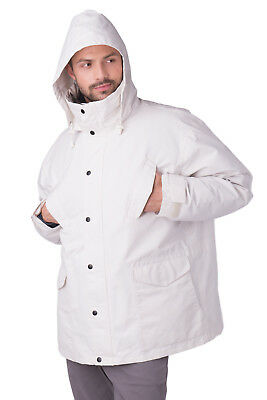huge discount 2a1b4 e57fa ASPESI NORD DOWN 3in1 Parka Jacket Size XL GORE TEX Waterproof Hooded RRP  €510