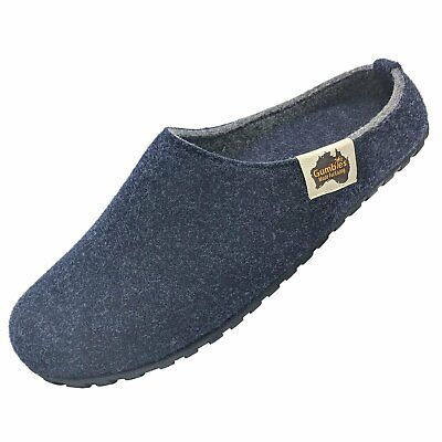Gumbies - Outback Slipper Navy & Grey