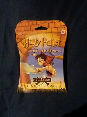Harry Potter Quidditch Card Game