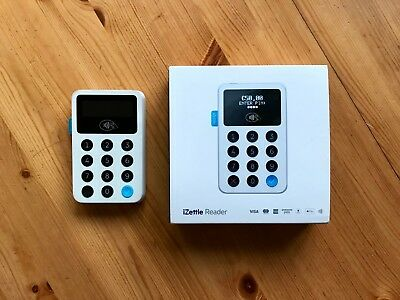 iZettle Chip and Pin 2 Card Reader with Contactless Payments