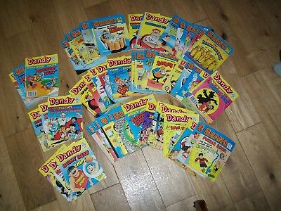 Job Lot 48 Beano  & Dandy Comic Library