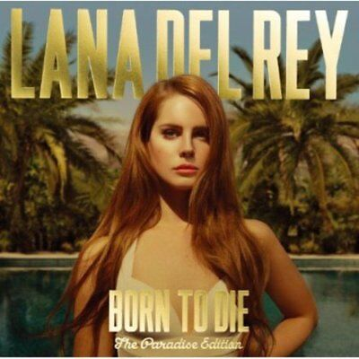 `Del Rey, Lana`-Born To Die (Us Import) Cd New