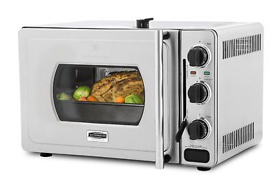 Wolfgang Puck Pressure Oven Original 29-Liter Stainless Steel (Scratch or Dent)