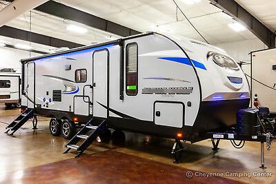 New 2019 Limited 26DBH-L Lightweight Bunkhouse Travel Trailer For Sale Cheap