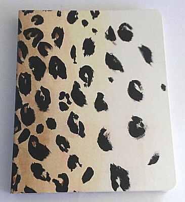 Kate Spade Leopard Notebook Spiral Lined Sheets NEW Collectible Stationery
