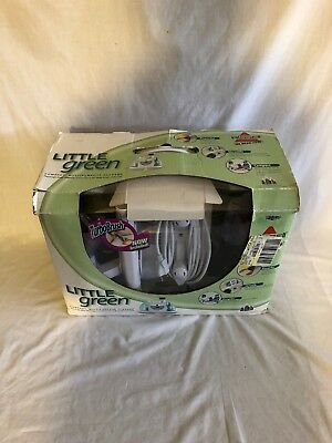 Bissell Little Green Compact Multipurpose Cleaner, carpet upholstery spot steam