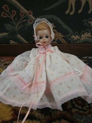 Madame Alexander Little Genius Doll/Pristine/Carucal Wig/Beautifully Redressed