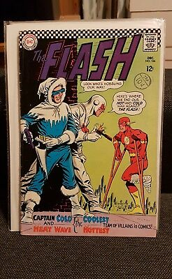The Flash 166  Captain Cold and Heatwave