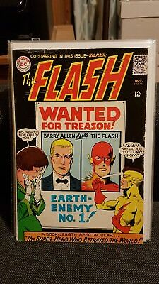 The Flash 156 Wanted for Treason