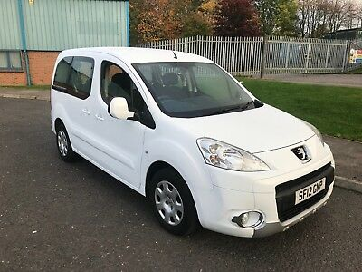 Peugeot Partner Tepee 1.6 HDi Wheelchair Accessible Vehicle WAV