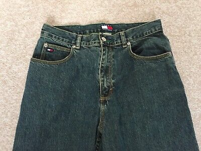 Boys Tommy Hilfiger Jeans Size XL Age 18 or Small Men's New