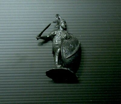 54mm Trojan Wars Warrior Pewter