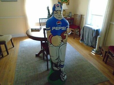 Pepsi Inflatable Football/Referee Guys 5'