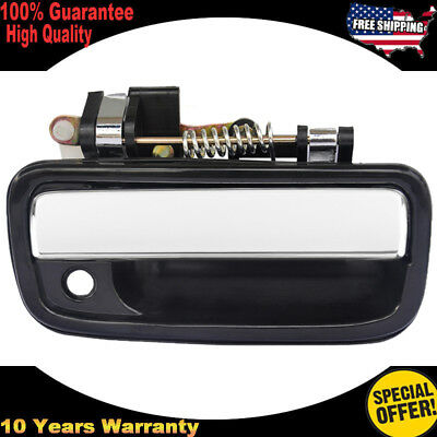 Front Outside Outer Exterior Chrome Right Door Handle For 1995-2004 Tacoma
