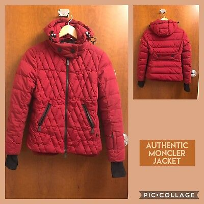 889acb713 AUTHENTIC MONCLER GRENOBLE Women Jacket