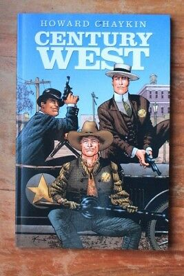 CENTURY WEST -  Howard Chaykin 1st Edition
