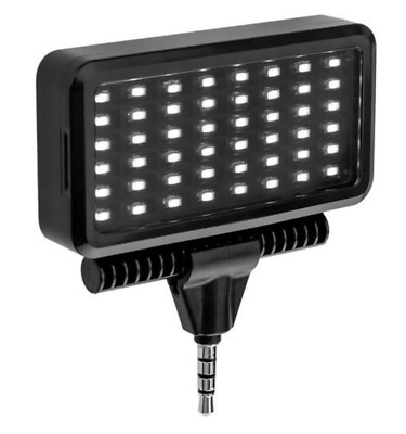 **NEW** Xuma Mobile Daylight Balanced LED Light (Black)
