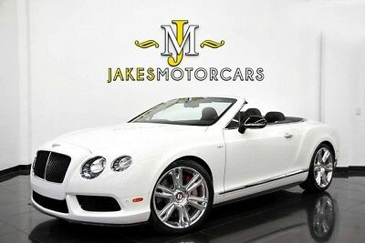 2015 Bentley Continental GT GTC V8 S MULLINER ($247,335 MSRP)