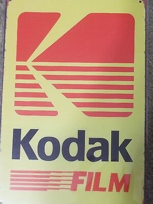 KODAK FILM TIN Sign Bar pub home Wall Decor Vintage/RETRO Metal Poster US  Seller