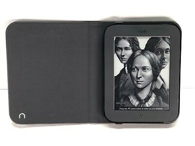 Barnes and Noble Nook Simple Touch BNRV300 eBook Reader (NOT GlowLight model)