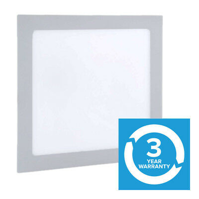 Bright 24W Recessed Ceiling Suspended Led Light Panel Tile Bright Office Salon