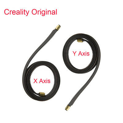 X-axis 765x6mm Y-axis 720x6mm Belt For Creality/Ender 3 3D-Printer Accs Parts