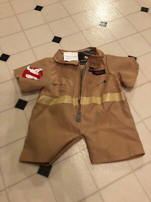 Build A Bear Ghostbuster Outfit