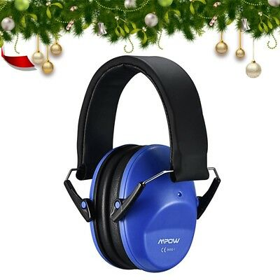 MPOW Kids Ear Protection Safety Ear Muffs NRR 25dB Pro Noise Reduction Xmas Gift