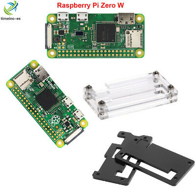 Raspberry pi Zero Case Pi0 V1.3/W Version Camera Connector board 1GHz Bluetooth