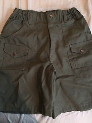 boy scouts Of America  bsa Shorts Size 16 Waist 28