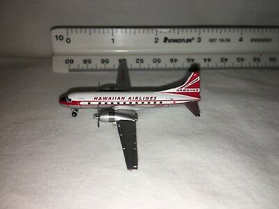 Gemini Jets Hawaiian Airlines Super Convair N5509K 1:400