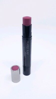 Mary Kay tinted lip balm POPPY NEW IN ORIGINAL BOX!! SPF-exp. NOS Discontinued