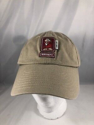 c7df71f5097 ... Tan Hat Cap Mickey Mouse Signed.
